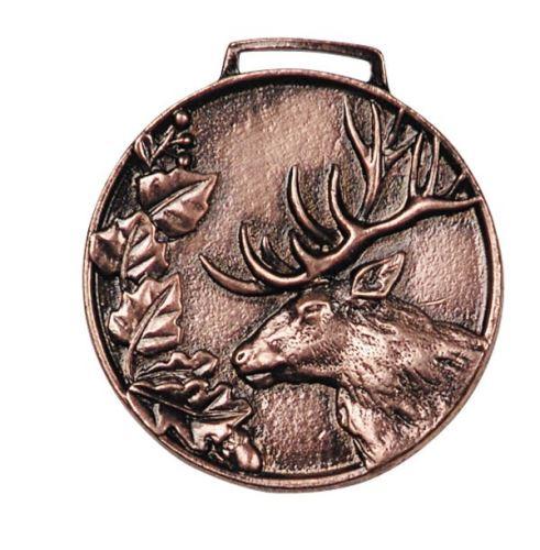 Bronzová medaile jelen