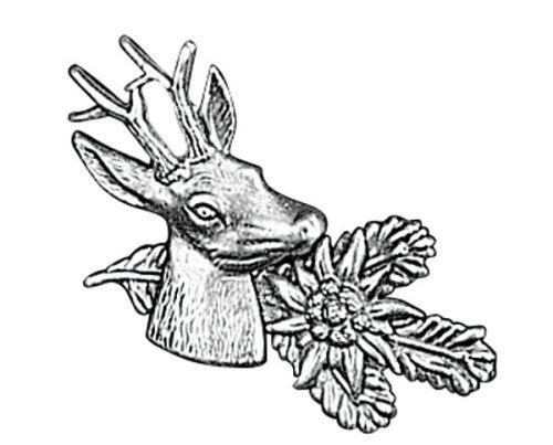 Odznak ARTURE srnec s protěží a úlomkem