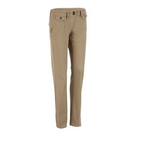 Kalhoty Tina béžové